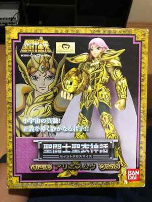 Nuevo Myth Cloth Caballero Dorado Mu De Aries Jp