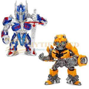 Optimus Prime Bumblebee Transformers Jada Metalfigs