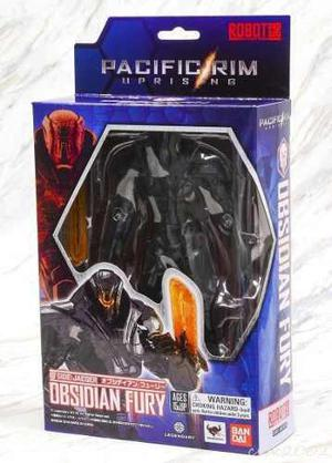 Pacific Rim O Titanes Del Pacifico Obsidian Fury No Gipsy