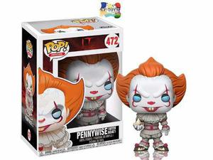 Pennywise Payaso Eso Funko Pop Pelicula It Stephen King Cf