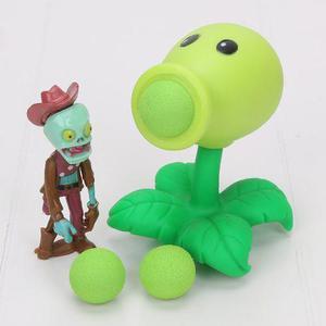 Plantas Vs Zombies, Figura De Acción, Envío Gratis