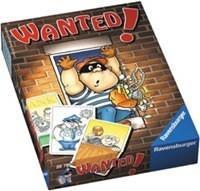 Se Busca Ravensburger Juego Mesa Wanted 20757 Colibri Games