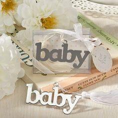 Separador De Libros Baby Para Baby Shower