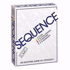 Sequence Clásico Juego De Mesa Y Destreza Marca Jax