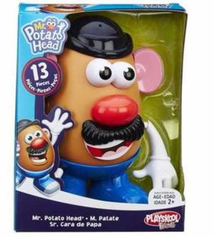 Sr Cara De Papa 13 Pzas Mrs Popato Head Playskool Hasbro