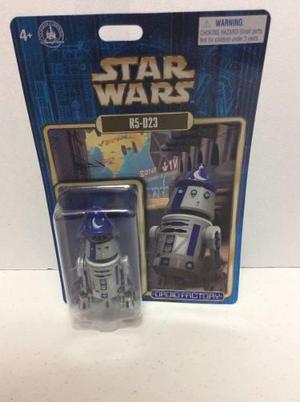Star Wars Droid Factory De Disney Parks R5-d23