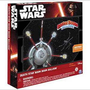 Star Wars Spin Master Death Star Boom Boom Balloon Juego
