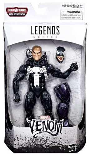Venom Marvel Legends Series Baf Monster Venom Envio Gratis