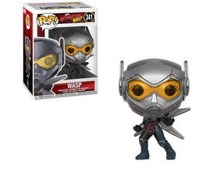 Wasp Funko Pop Marvel Ant Man And The Wasp 341 No Chase