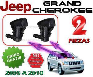 05-10 Jeep Grand Cherokee Chisgueteros Limpiabrisas 2 Piezas
