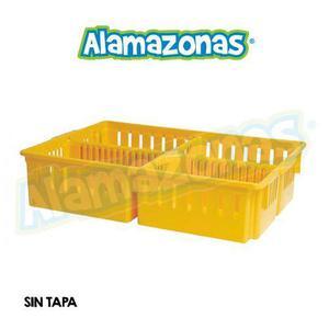 Caja Para Transporte De Pollito Recien Nacido (sin Tapa)