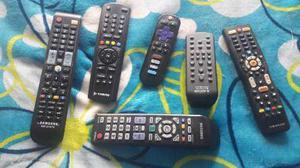 Control Remoto Para Tv Samsung Lcd Plasma O Led