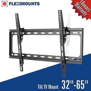 Fleximounts T013 Slim Lcd Led Plasma Inclinación Plana