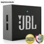 Jbl Go Portable Wireless Bluetooth Speaker Black W/ A Built-