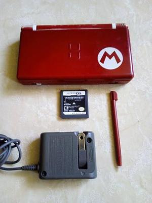 Nintendo Ds Lite Versión Mario.
