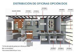 Oficinas Amuebladas y Equipadas en Central Park, Querétaro