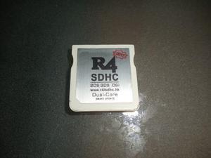R4 Con Tarjeta De 8 Gb Funciona Con Ds Lite Y Dsi Xl, 2ds...