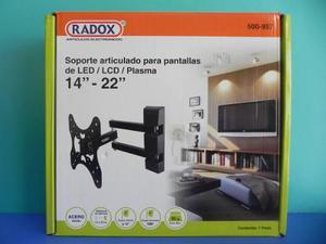 Soporte Para Pantallas De Led/lcd/ Plasma 14 - 42