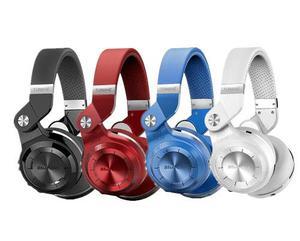 Audifonos Bluedio T2 Plus Turbina Inalámbricos Bluetooth