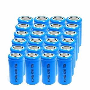 Batería Pila Recargable 16340 Pkcell 3.7v 700 Mah Original