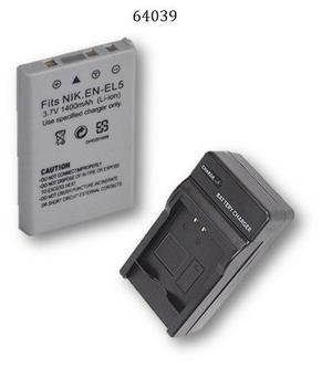 Bateria Pid 64039 Para Coolpix 5900 P500