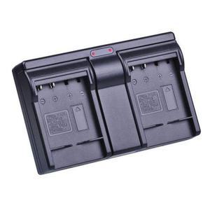 Cargador Doble Generico Bateria Pila Nikon En El24