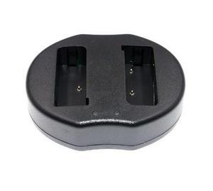 Cargador Doble Generico Bateria Pila Nikon En El9