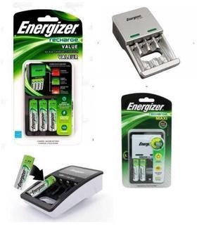 Cargador Energizer Baterias Recargables Aa/aaa Xtr P
