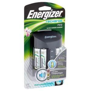 Cargador Pilas Energizer Pro Aa/aaa 4 Baterias Xtr P