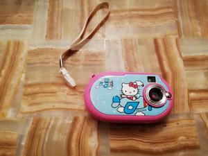 Cámara digital para niños de hello Kitty