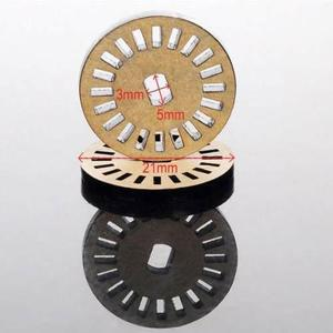 Disco Encoder 20ppr Ranurado Sensor Velocidad Arduino Pic