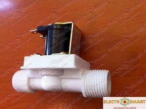 Electrovalvula Agua Solenoide 110v Ca 115ma 0.8mpa G1/2