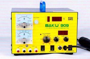 Estacion De Soldar 3 En 1 Baku 909!!! Envio Gratis!!