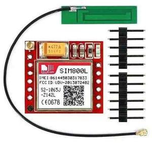 Módulo Gsm Gprs Sim800l Para Arduino