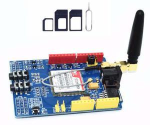 Modulo Sim900 Gsm Gprs Shield Para Arduino Uno Cdmx Electró
