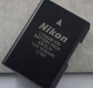 Nueva Batería Genuina En-el14 Para Nikon Df D5100