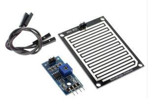 Sensor De Lluvia Para Arduino Cdmx Electrónica