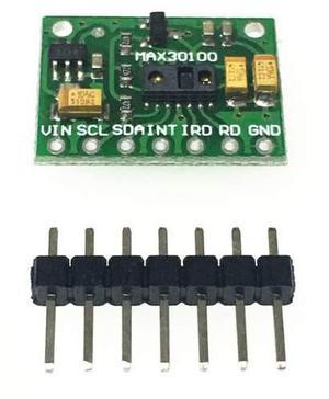 Sensor De Pulso Cardiaco Heart Rate Max30100 Cdmx Electróni
