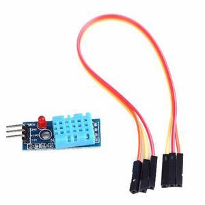 Sensor De Temperatura Y Humedad Dht11, Arduino, Electronica