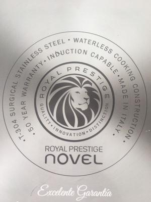 Servicio de Mantenimiento Royal Prestige