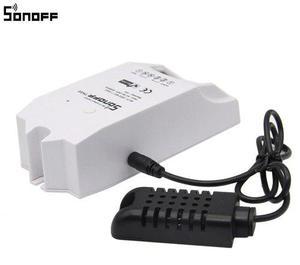 Sonoff Th16 Sensor Temperatura Am2301 O Ds18b20 A Prueba De