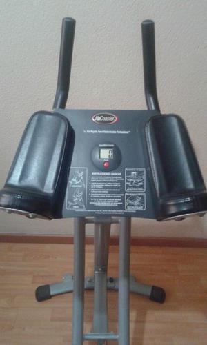 Vendo aparatos de ejercicio