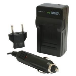 Wasabi Energía Del Cargador De Batería Para Panasonic