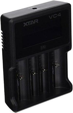 Xtar Vc4 Li-ion / Ni-mh Cargador De Batería De Premium