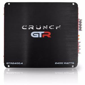 Amplificador Crunch Gtrw 4 Ch P Bocinas Medios