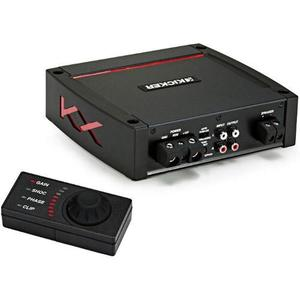 Amplificador Kicker Kx Kxa Con Epicentro Inalámbrico