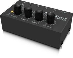 Amplificador Para 4 Audifonos Behringer Ha400