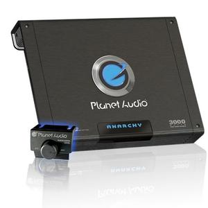 Amplificador Planet Audio Acd w Anarchy Subwoofer