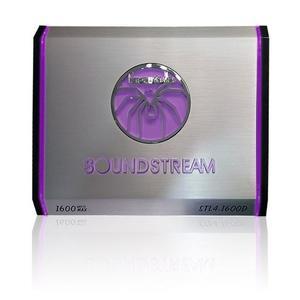 Amplificador Soundstream Stld 4ch w Bocinas Medios