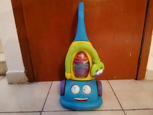Aspiradora de juguete para niños Fisher price